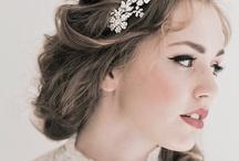 perfect wedding makeup / by Petra Guglielmetti