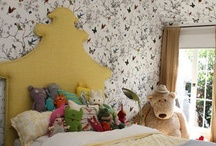 kids rooms / by Katie Pound