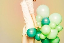 balloons / by Petra Guglielmetti