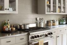 kitchen ideas / by Stampin' Dolce - Krista Frattin