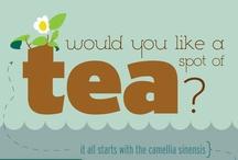 Inspiration   Tea Infographics / by DAVIDsTEA