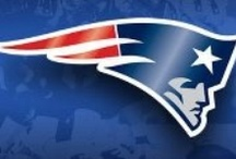 New England Patriots / by Sheila Wheeler