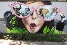 Street art / by Brenda Bolaños