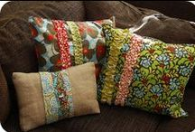 DIY: Sewing projects / by Melissa Shrout