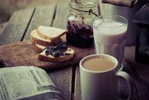 Breakfast // VEGAN / A Plant Eater's Manifesto  / by Alexandra Dawson △