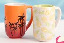 Tea Shop   Summer 2014 / Ready for summer sipping? We've got five fresh and fruity teas that'll bring sunshine to your cup no matter the weather. Add to that a line up of beautiful steeping accessories, and you've got summer tea party just waiting to happen!  / by DAVIDsTEA