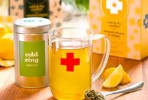 Cold Remedies / Feeling under the weather? These remedies might just do the trick.  / by DAVIDsTEA