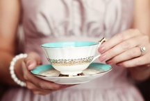 vintage china / by Itsy Bitsy Vintage