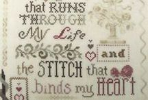 NEEDLEWORK / by Patricia Smith
