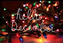 """""""December (Christmas)"""" / by Stacy Gibson-Dennis"""