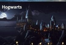 Harry and Hogwarts / by Karen Wendel-Brodhead