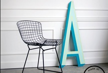 Alphabet / by Cathy Emmons