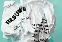 Help Me: Resumes & Job Searcing / by Jonathan Harris