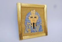 Egypt theme Party / Collection of ideas for an Egypt theme party- my little one wants a Cleopatra party- thought will make it a proper Egyptian theme one! / by Dr Sonia S V