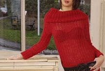 Knit Sweaters / by Indie Fashion Love