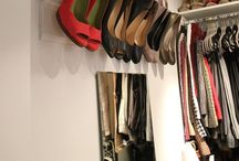 Shoe closet. / by Summer Brunell