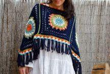 The Love of Crochet / by Doris Soto