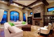 My Dream Home Ideas / by Morgan Caldwell