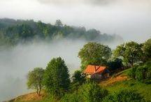 Romania-my beautiful country / by MayRain