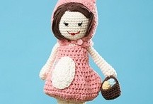 Crochet and Knit / Ideas and inspiration for my yarn stash. / by Nicole Tankovich