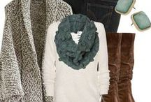 Wardrobe Inspiration... / by Clara Harding