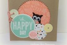 CASE (copy and share everything) / All kinds of great card ideas! / by Avon Beauty by Melissa