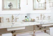 Bathrooms / by Nancy Powell