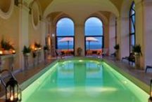 ITALY HOTELS / An Exclusive Selection of Boutique Hotels and Small Luxury Hotels in Italy  / by Hotels World - Best Hotels Deals Online