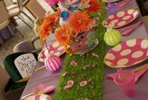 Kids Party Ideas / by Giselle C