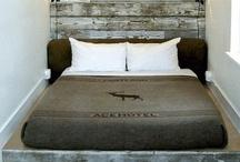 Bedroom / by David Prenoveau