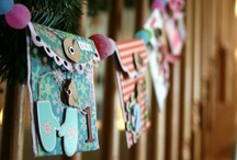 Banners and Garland / by Linda Strider