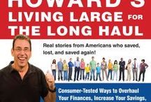 Books / Read about Clark Howard's latest book, Living Large for the Long Haul / by Clark Howard