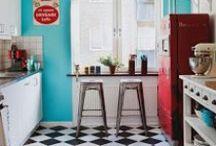 Kitchen ideas / by Saphfyre