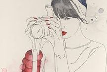 Illustrations & Design / by Joy's Daydreaming