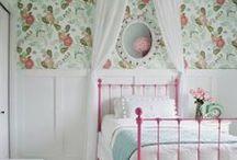 Baby girl rooms / by Kara Spooner