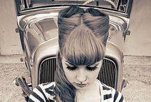 Rockabilly ~ Psychobilly / Rockabilly and Psychobilly life style. I love it.  / by Michelle