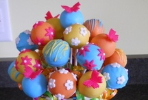 Cake Pops, Cookies, and Bars..OH MY! (Candy too!) / by Gina Munoz