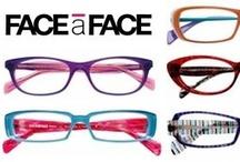 Face a Face Sunglasses & Eyeglasses / by Vizio Optic