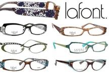Lafont Eyeglasses / by Vizio Optic