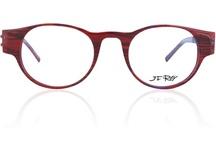 J.F. Rey Eyeglasses / by Vizio Optic