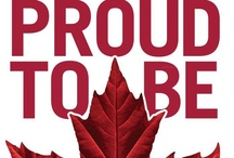I Am Canadian  / My Home, the True North Strong and Free / by Judith A. Cahill