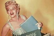 Marilyn Monroe / by Ximena