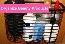 Get Organized / by 1-2-3 Neat And Tidy
