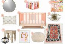 Nursery Ideas / by Stacy Haubold