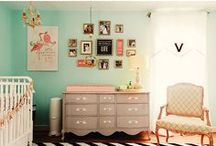 Home Life: BABY'S ROOM / Planning ahead... / by Sun & Sparrow Photography
