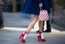 Ways to Wear your Socks / Ανακαλύπτουμε, ξεχωρίζουμε και δημιουποιούμε τους καλύτερους τρόπους για να φορέσεις τις κάλτσες σου σαν fashionista!  as seen on our inspiration blog http://thelingeriediary.tumblr.com/ / by TARTORA Lingerie