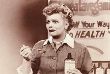 I Love Lucy / by Mary Dodgen Craig