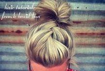 Hair / by Mary Dodgen Craig