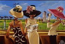 Kentucky Derby Hats / by Kim Siculietano