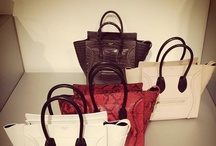 Bags Bags Bags / Just bags from LV, Gucci, Prada, Celine, Mulberry, YSL and more. / by Jacques Reyes